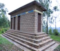ECOSAN toilet